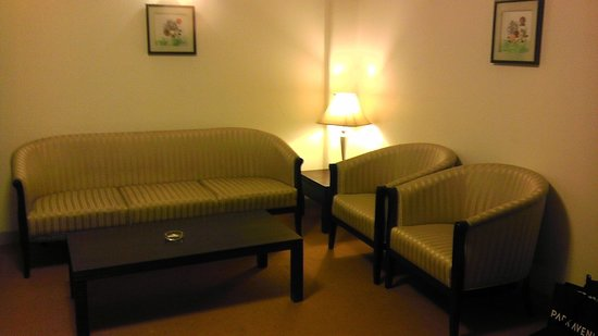 Hotel Ambience Executive: Sofa