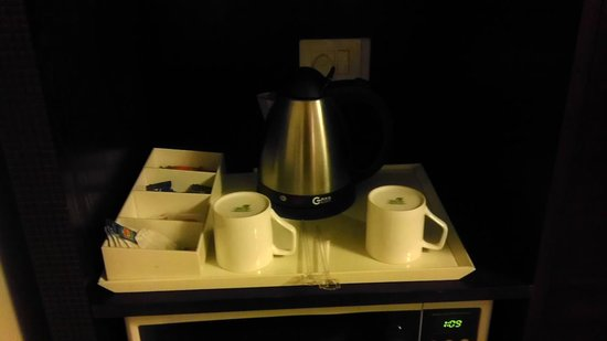 Hotel Ambience Executive: Complimentary Coffee/Tea