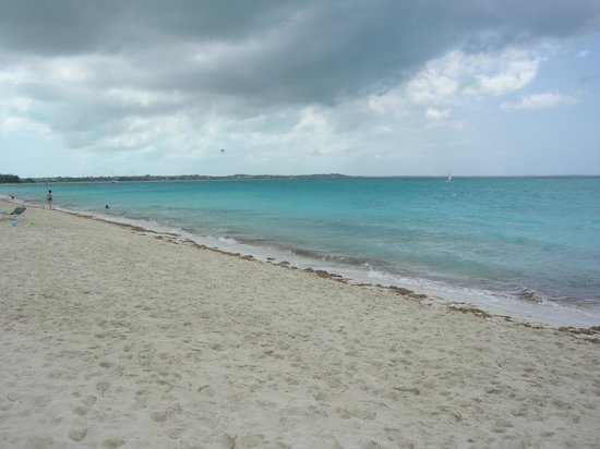 The Sands at Grace Bay: Our beach