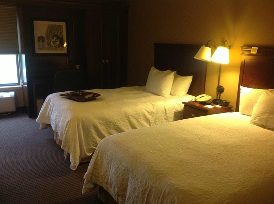 Hampton Inn Des Moines-West: Room