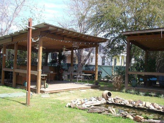 Hotel Storyville: Garden 1