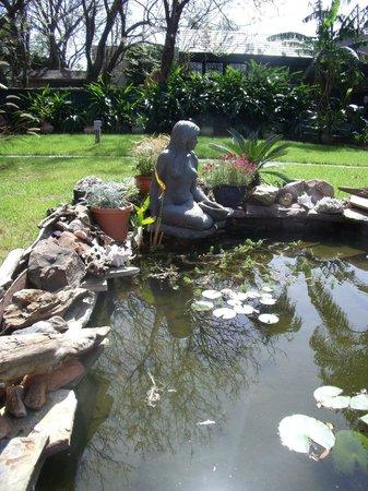 Hotel Storyville: Garden 2