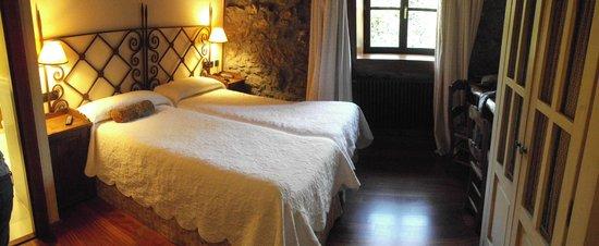 Hotel Antsotegi: Habitación Artibai