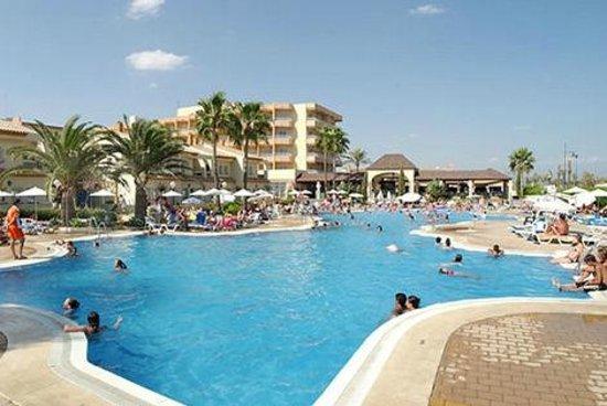 Hotel Pueblo Camino Real : Hotel vu de la piscine
