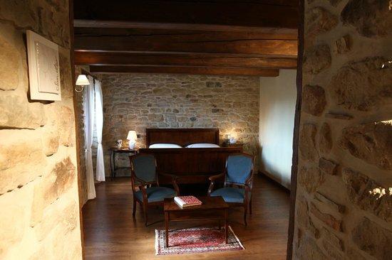 Corte del Sasso Room and Breakfast: Camera SAN LEO