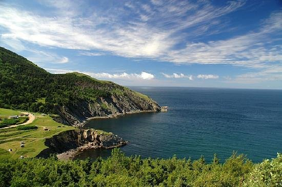 Ingonish, Canada: Meat Cove
