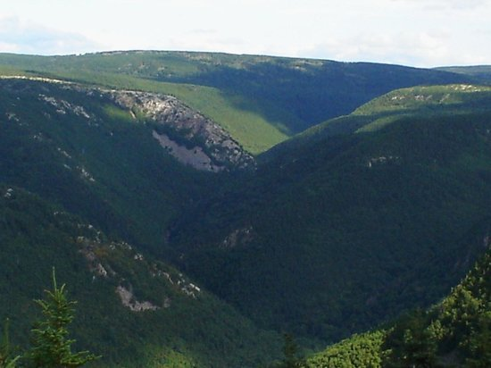 Cape Breton Highlands National Park : McKenzie Mountain