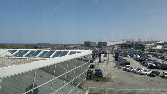 Clarion Hotel Copenhagen Airport: Sunny day