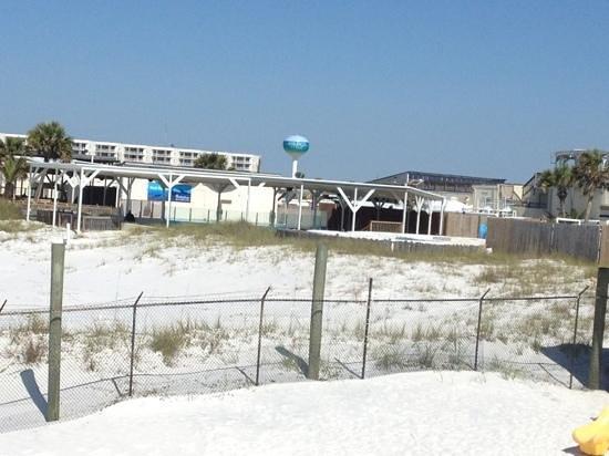 Hampton Inn Ft. Walton Beach: Aquarium couple doors down from hotel