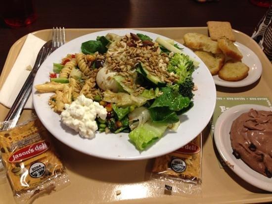 Salad Bar Picture Of Jason S Deli Charlottesville