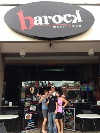 Image result for barock music pub heredia
