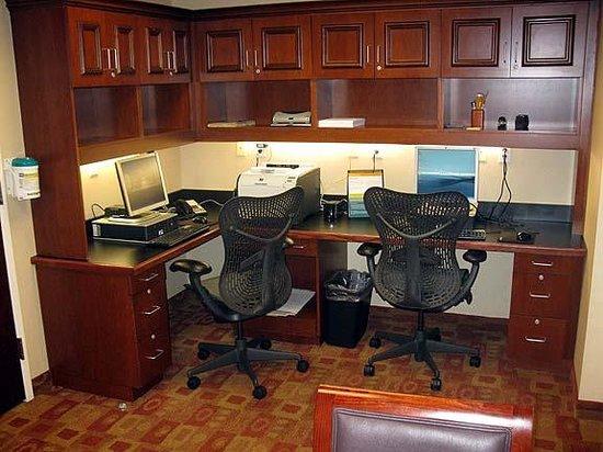 Hilton Garden Inn Bangor: Business Center