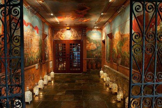 Pinnacle Hotel Whistler: Quattro Italian Restuarant