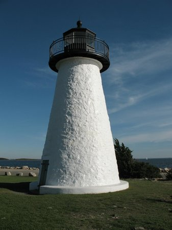 Ned's Point Lighthouse : little bit of history