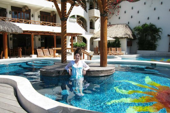 Hotel Playa Fiesta: Relaxing pool