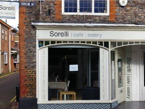 Sorelli S Italian Restaurant