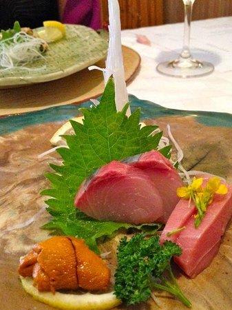 Yamazushi Japanese Cuisine: sashimi