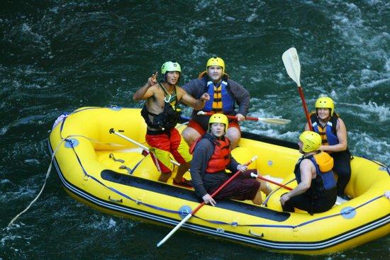 Rotorua Rafting: gret experience