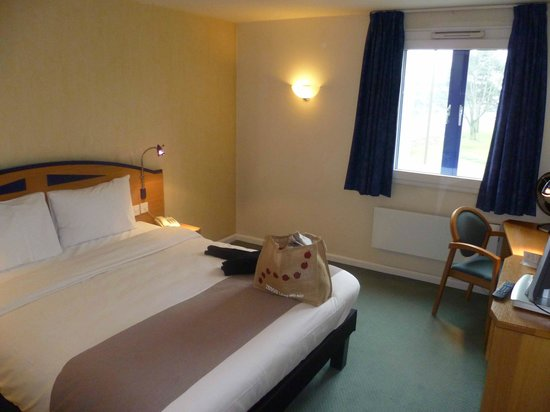Ibis Chesterfield Centre: Room