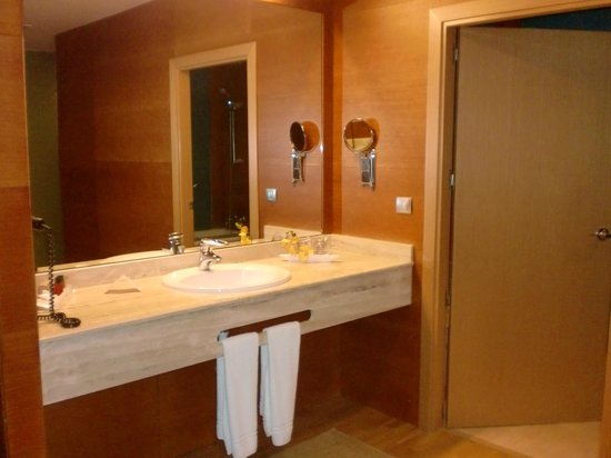 Oca Augas Santas Balneario & Golf Resort : Baño