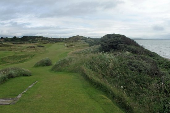 Royal County Down Golf Club: Hole Number 2