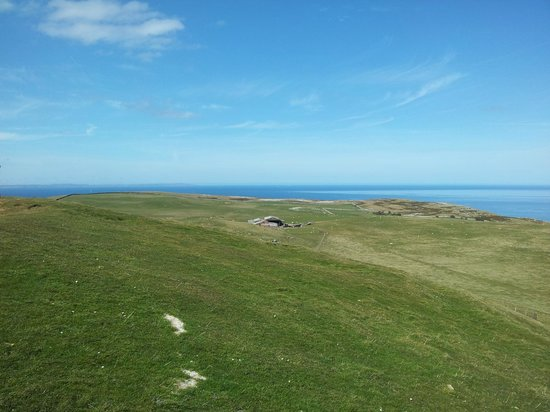 Brigstock House: view from great orme