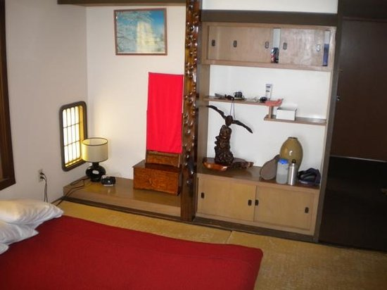 Manago Hotel: Our Japanese-style room, no. 315.
