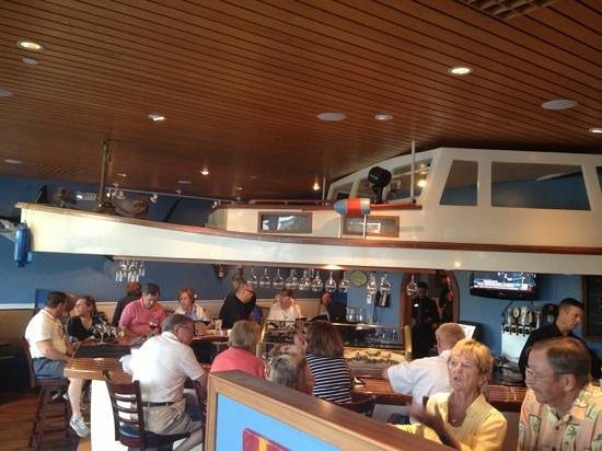 Boat Bar Picture Of Swan River Seafood Restaurant Naples