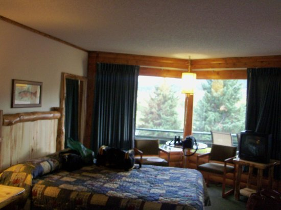 Discovery Lodge: room view