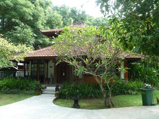 Family Villa Picture Of Bali Garden Beach Resort Kuta Tripadvisor