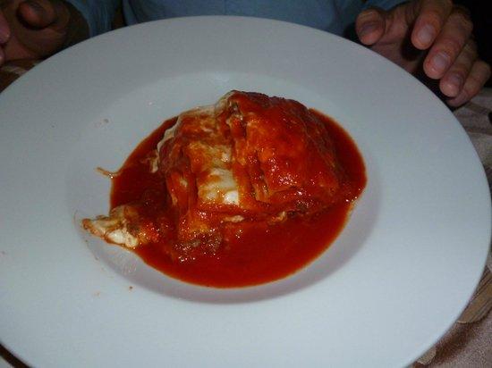 Casa Teresa Ristorante Italiano : 15-layer lasagna - to die for!