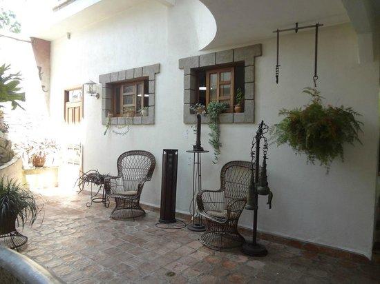 Posada Casa Sol: Common areas
