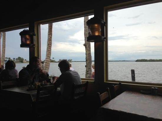 Sandy Hook Fish and Rib House: view
