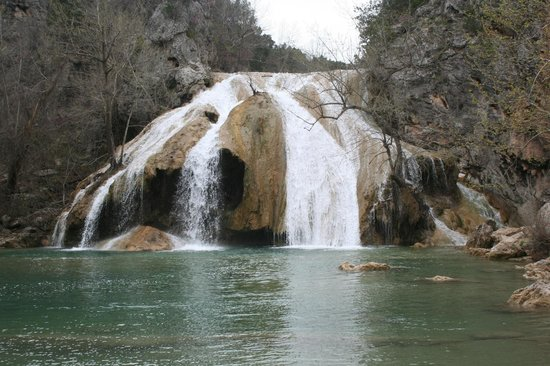 Turner Falls Park: Turner Falls