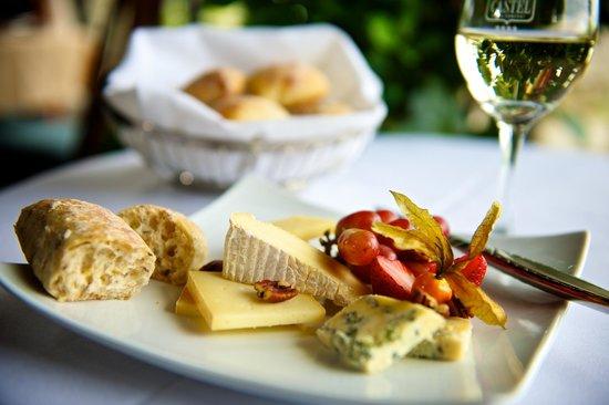 Hotel Castel & Spa Confort: Restaurant La Rotonde