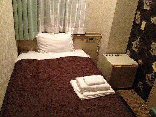 Hotel Select Inn Kurume: シングルルーム