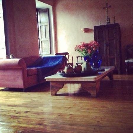 Hotel Casa del Aguila: lounge