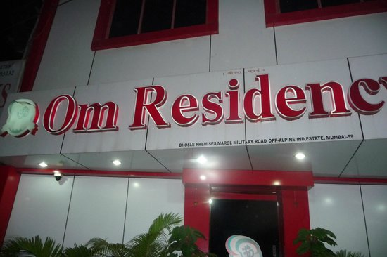 Hotel Om Residency: great value for REALL travalers
