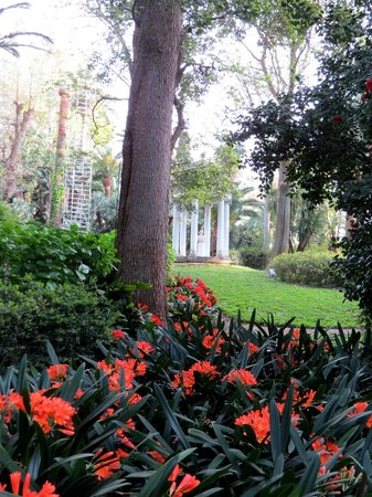 Hotel Parco dei Principi: Grounds at PDP
