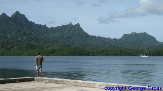 Kosrae Nautilus Resort: Near by sites