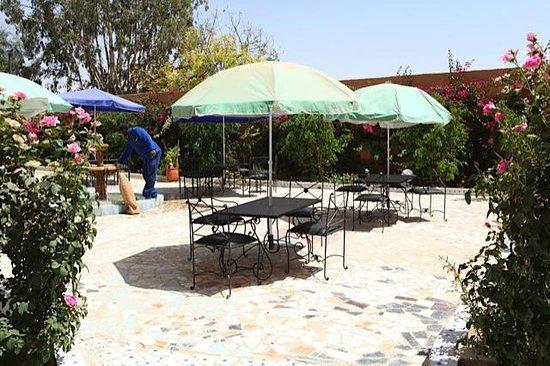 Hotel Atlantique Nouakchott: Jardin