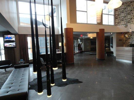 蘭利桑德曼簽名飯店照片