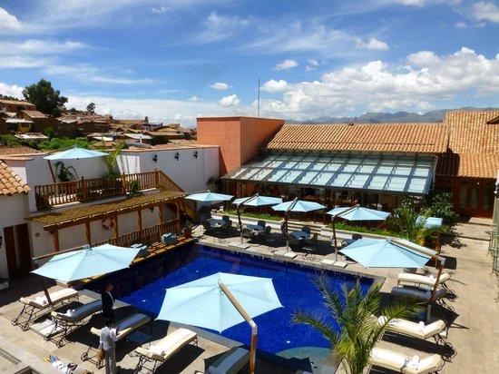 Belmond Palacio Nazarenas: View from Suite 243