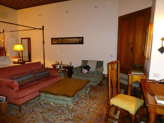 Belmond Palacio Nazarenas: Presidential Suite #200