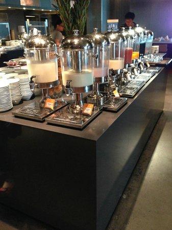 Novotel Bangkok Platinum Pratunam: breakfast6