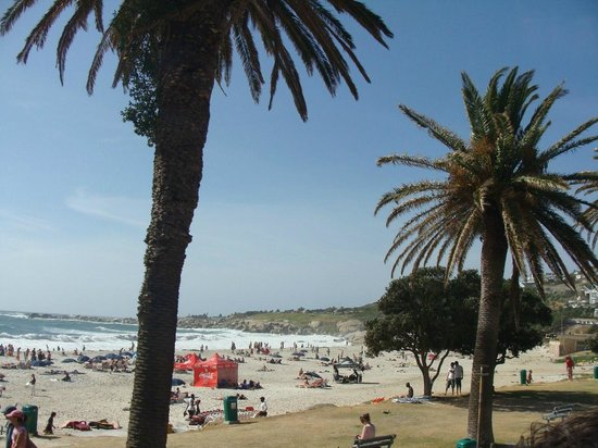 Clifton Beaches: Пляж