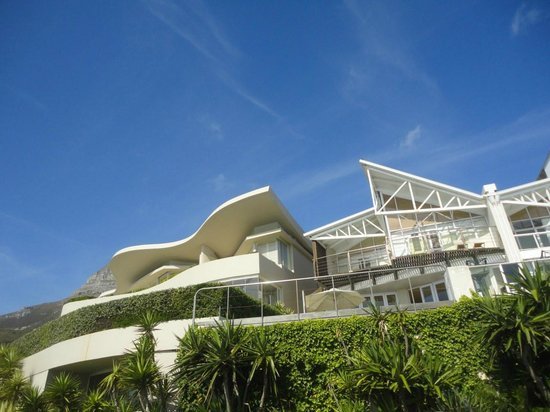 Clifton Beaches: Просто вилла