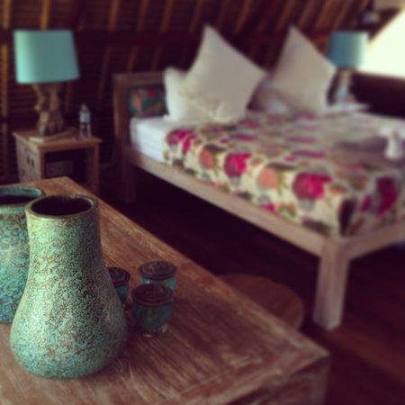 Tigerlillys Boutique Hotel: deluxe honeymoon suite