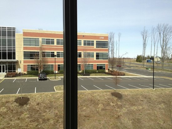 Homewood Suites by Hilton Doylestown: View from room 412