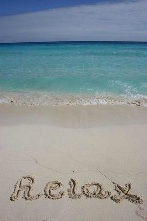 Bsea Cancun Plaza: The beach